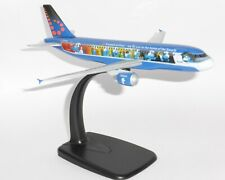 Airbus A320 Brussels Airlines Aerosmurf Socatec Collectors Model Scale 1:200 G