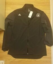 Adidas Mens Boston Marathon 2018 Energy Running Jacket Size Large $100