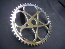 CHROME SWEET HEART SPROCKET 46t LOW RIDER BICYCLE BIKE
