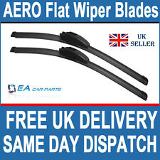 VAUXHALL VECTRA C 2002-08 AERO Flat Wiper Blades 24-19