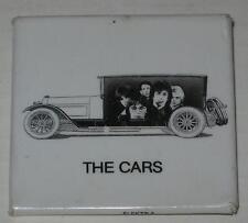 """The Cars Tour Pin 1.5"""" x 1.5"""""""