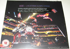 MUSE CD + DVD Live At Rome Olympic Stadium 90 Mins SEALED 13 + 24 Trks + Promo S