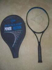 Dunlop Power Neutron Graphite Tennis Racquet Racket Vintage