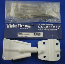 Teleflex Seastar Morse Transom Clamp Block Kit For Boat Steering Cable New BS23
