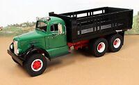 Fumby Street Motors 1957 White WC-22 Stake Truck 1:15 MIB Ltd Edition Green Blk