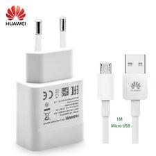 Original 9V 2A Rapide Chargeur Mural 2A Micro USB 2.0 Câble Pour Huawei P10 Lite