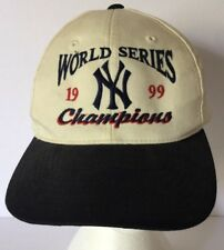 f9008605b9a New York Yankees 1999 WORLD SERIES Champions BASEBALL HAT CAP Official MLB