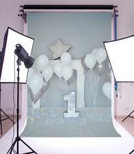Vinyl Photo Backdrops Happy Birthday Photography Background Studio Props 5x7ft
