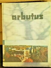 Arbutus 1951 Indiana University IU Bloomington Yearbook College History American