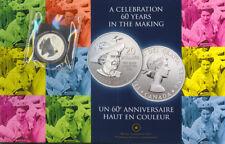 2012 $20 Dollars Queen's Diamond Jubilee Commemorative .9999 Fine Silver coin