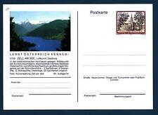 AUSTRIA - Cart. Post. - 1984 - 3.50 S - 5700 Zell am See, Luftkurot, Salzburg
