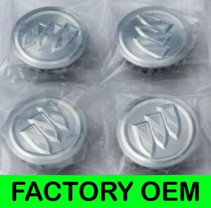 NEW Buick Enclave Lacrosse Allure Lucerne Factory OEM GM Center Caps 19299302