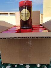 One Dozen, (12 one Pound Bottles) Pure Raw Organic Gallberry Honey.