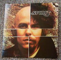 Spirit LP vinyl Edsel Records ED311 Andes Cassidy California Locke Ferguson