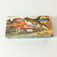 Vintage Athearn Model Train Building Box Car Kit Sealed