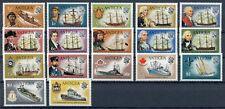 Antigua MiNr. 230-46 postfrisch MNH Schiffe (Schif428