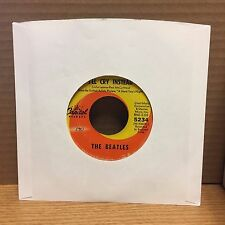 The Beatles I'll Cry Instead/I'm Happy Just to Dance With You VG Capitol 45 Rock