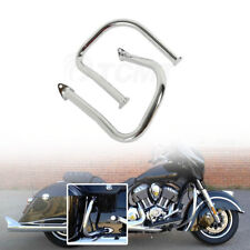 Motorcycle Rear Highway Bars Chrome For Indian Chief Chieftain 14-19 Roadmaster