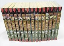 Tsubasa Reservoir Chronicle Vol 1-14  + Character Guide Clamp Manga Del Rey Lot