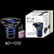 FANTASIA Electronic Bowl Hookah Head VAPOR + FREE 3 PACK FLAVOR  ICE MINT