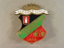 "112064, INSIGNE Membre insigne ""Cyclistes-Club Weissenthurm Kettig 1895"""