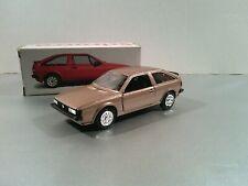 VW Scirocco 2, Conrad, gold, 1:43, Volkswagen