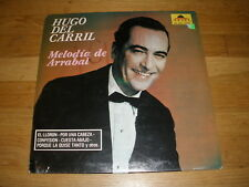 HUGO DEL CARRIL melodia de arrabal LP Record - sealed