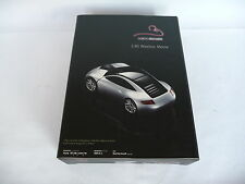 Motor Mouse 1:43  Wireless USB Mouse Silver