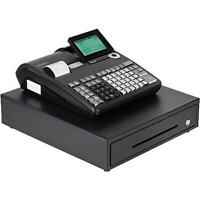 Casio SE-S900 Cash Register - 7000 PLUs - 50 Clerks - 200 Departments