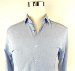 Penguin Long Sleeve Button Front Dress Shirt Men 15.5 32/33,16/34/35,16.5 32/33