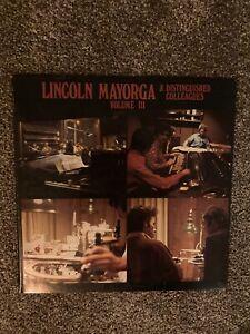 Lincoln Mayorga - Volume III - Vinyl LP - Audiophile - NMT/EX