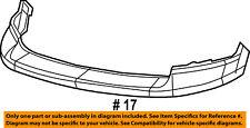 CHRYSLER OEM-Bumper Cover-Upper 68034055AA