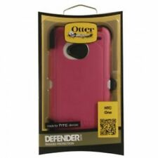OtterBox Defender Series Case for HTC One - Pink NEW