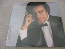 Johnny Mathis Different Kinda Different Columbia JC36505 Vinyl Record LP SEALED