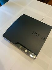 Sony PlayStation 3 Slim 160GB Charcoal Black Home Console - PS3-S160G-RB