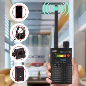 G318  G318A Rilevatore Professionale SPIA GSM Cimici Microspia Detector Spy