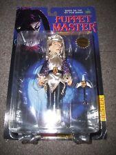 Puppet Master-Full Moon Toys figura bufón - - Edición Oro. Sellada