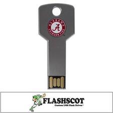 Alabama Crimson Tide Flash Key Hi-Speed USB 2.0 Flash Drive- 8 GB