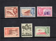 Cayman Island Mint Stamps