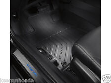 Genuine OEM Honda Civic 4Dr Sedan Black All Season Floor Mats 2012 - 2015