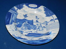 MMA Metropolitan Museum of Art November Delft Collectible Plate First Edition