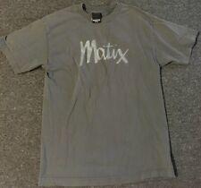 Matix Shirt M Thrasher DVS Crooks And Castles Huf Fourstar Brixton Hundreds