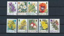 D121293 Flowers MNH Czechoslovakia