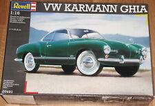 REVELL 07491 VW KARMANN GHIA COUPE 1:16
