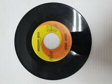 "45 RPM 7"" Record Bobbie Gentry Mississippi Delta & Ode To Billie Joe (FC37-1)"