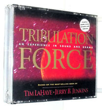 NEW -Tribulation Force by Tim LaHaye (12 Half-hour Audio Drama's CD) (CD)