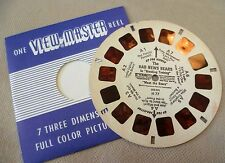 Vintage Viewmaster - Gaf Single Reel H77 Bad News Bears in Breaking Training