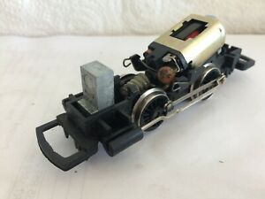 HORNBY 0-4-0 LOCO CHASSIS & PISTON BLOCK LATER MOTOR WHEELS RODS COUPLINGS