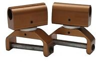 "Showman Copper Colored Aluminum stirrup turners For 2.5"" Western Stirrups! TACK!"