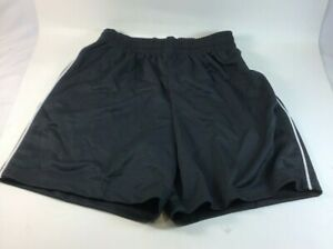 High Five Youth Large Black Soccer Shorts NEW G-26